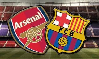 Jadwal Siaran Langsung Sepakbola: Arsenal dan Barcelona