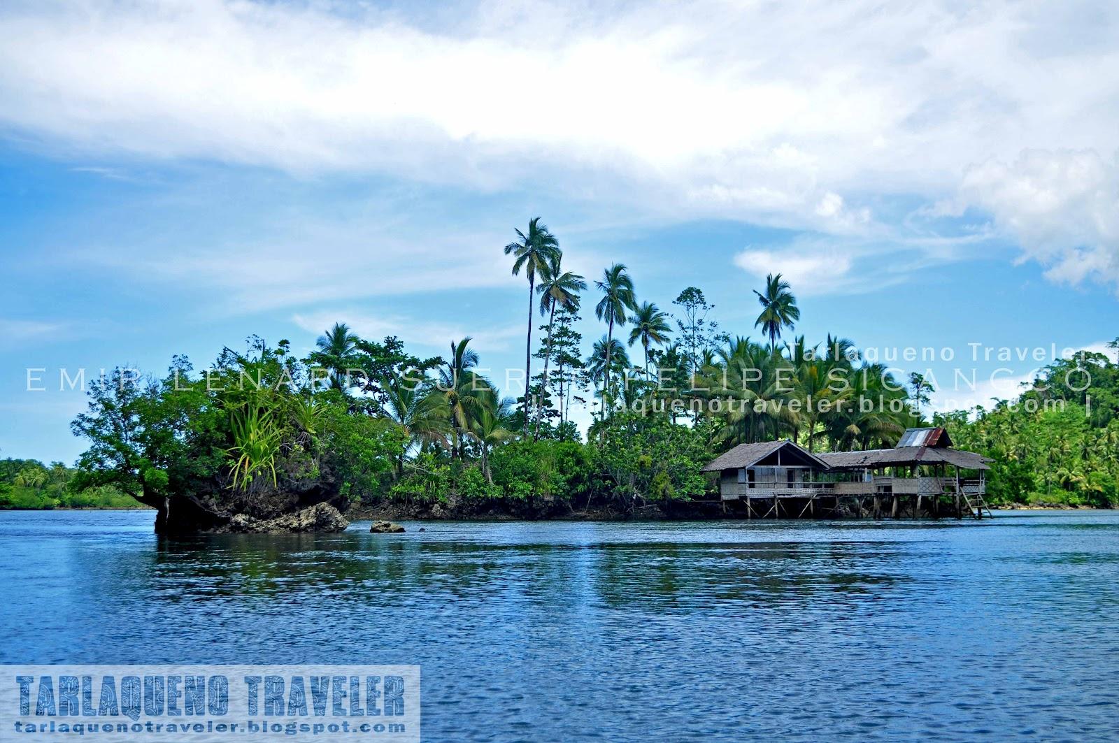 Tinago River Hinatuan