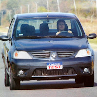 frente trompa Renault Logan Luxe 1.6