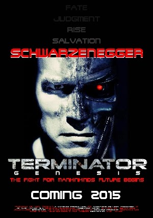 Film Terminator: Genesys 2015