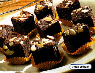 My_Inspiration: Cara membuat Brownies coklat