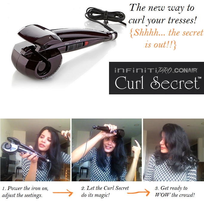 #ConairCurl and #cbias #shop