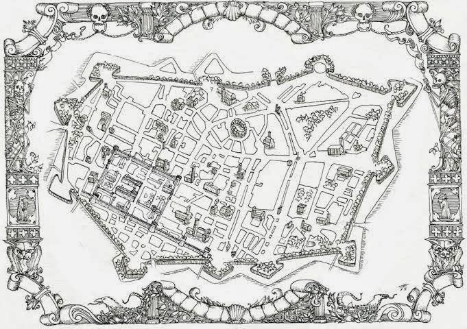 Ultima Forsan: la mappa di Lucca