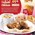 Food Review Kenny Rogers Roasters Teriyaki Chicken untuk CNY 2014