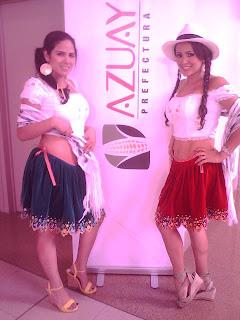 Modelos en Ecuador