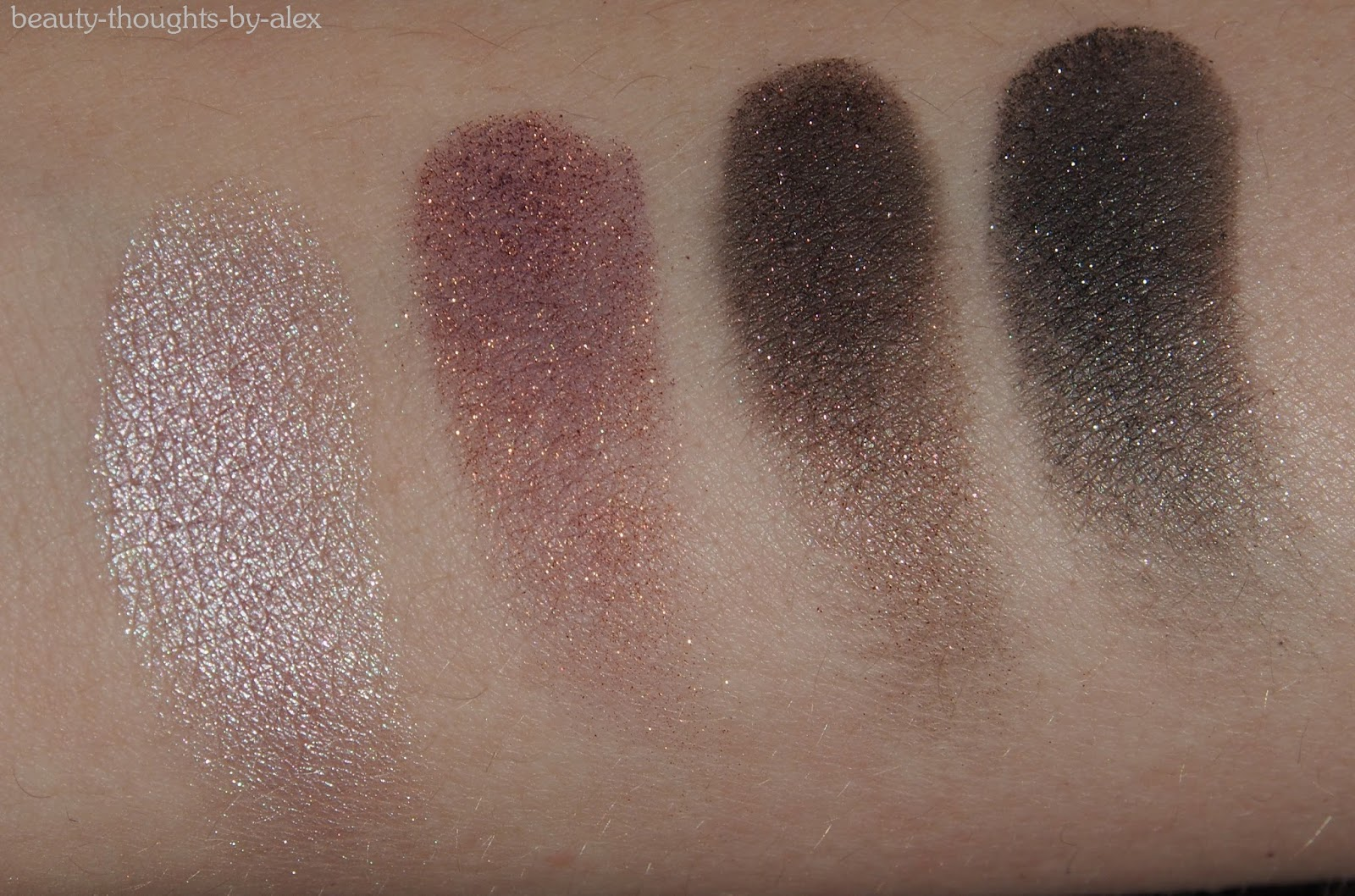 Review Swatches Petal Pusher