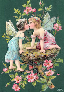anjos imagens angels vintage decoupage