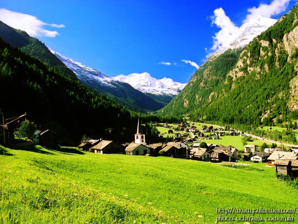 Beaitiful Country Swit...