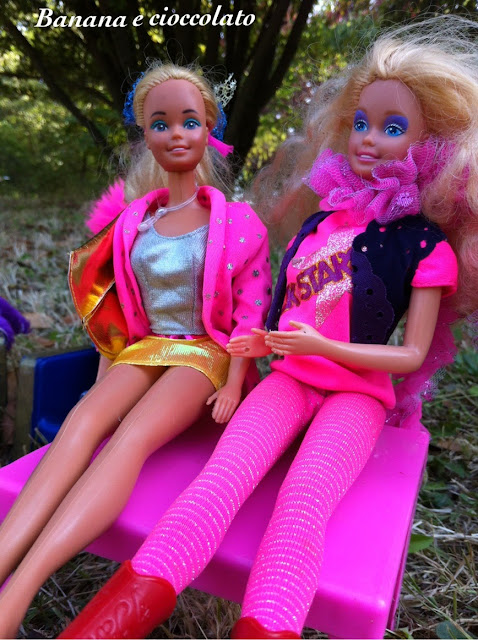 Barbie fashion blogger, Barbie vintage