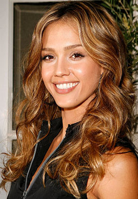 Jessica Alba Blonde Hair Color