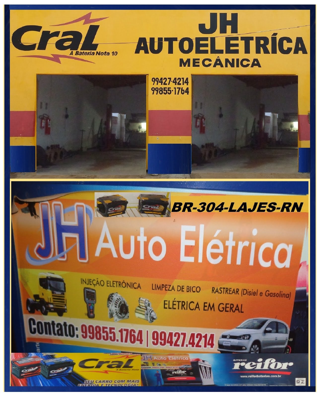 JH.AUTO ELÉTRICA MECÂNICA