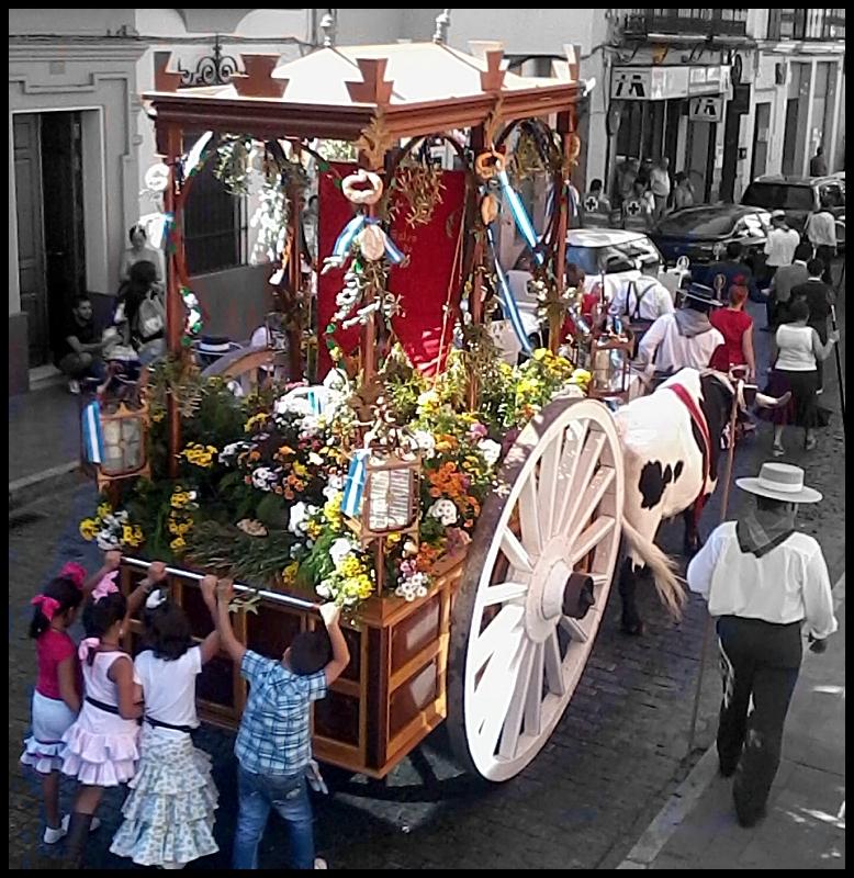 Romería de San Mateo de Alcalá de Guadaíra