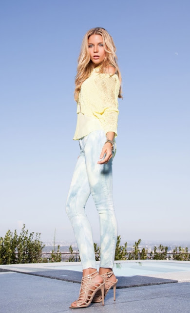 Guess' Lookbook 2013. Spring Denim