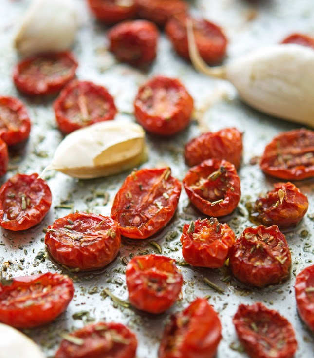Slow-Roasted Tomatoes | The Iron You | Bloglovin'