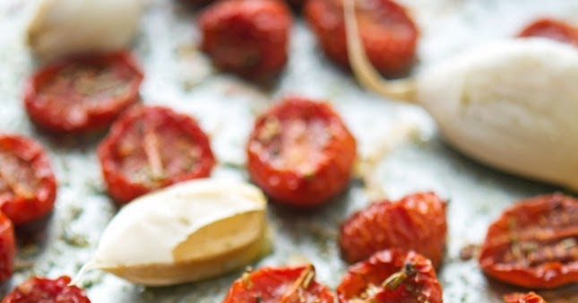 The Iron You: Slow-Roasted Tomatoes