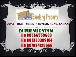 Info Property Terlengkap di Pulau Batam
