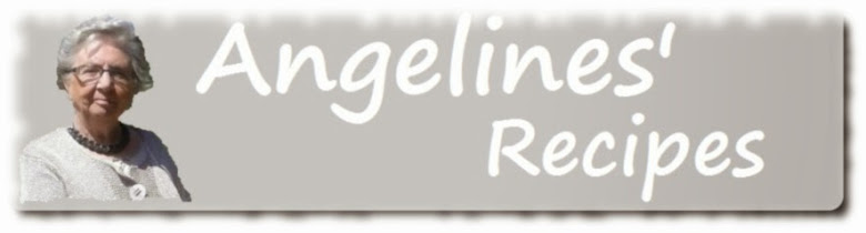 ANGELINES' RECIPES