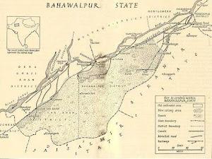 Old Bahawalpur State