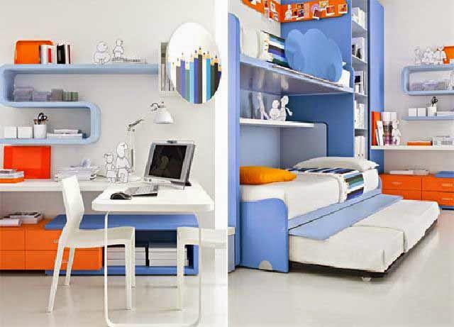 desain kamar tidur anak desain properti indonesia