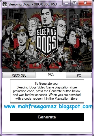 Sleeping Dogs Xbox  Completed Save