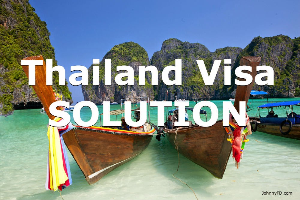 Thailand Visa Run Crackdown