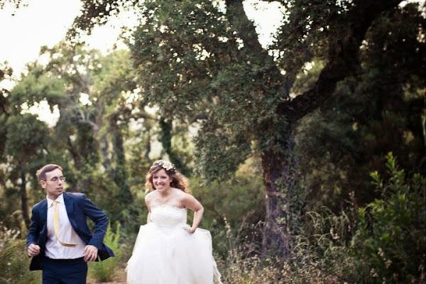 La boda handmade de Marina y Toni por Arberas Ruso Fotograf�a