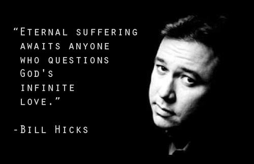 Bill Hicks Money