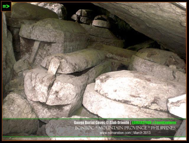 Ganga Cave, Alab, Bontoc