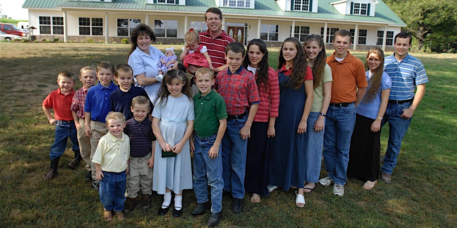 Verdad en libertad le damos gracias a dios por este milagro la familia numerosa m s famosa - Casas para familias numerosas ...