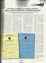 Compilazione Certificati di Rilevanza Storica