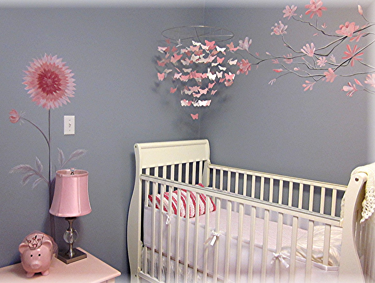Best Quality Pink and Grey Baby Room 1465 x 1106 · 479 kB · jpeg