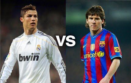 Cristiano Ronaldo is better than Lionel Messi