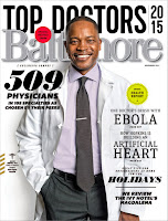 Baltimore Magazine Top Doctors 2015
