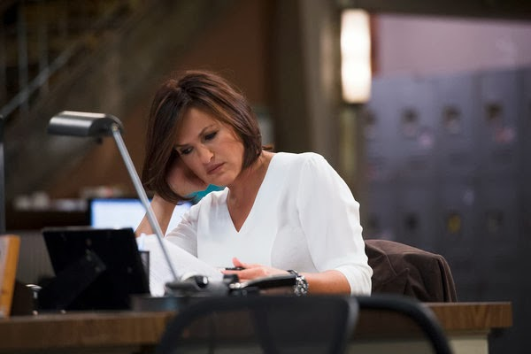 """All Things Law And Order: Law & Order SVU """"Surrender Benson ..."""