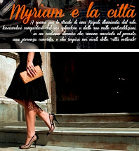 "It's me! Editorial ""Myriam e la città"""