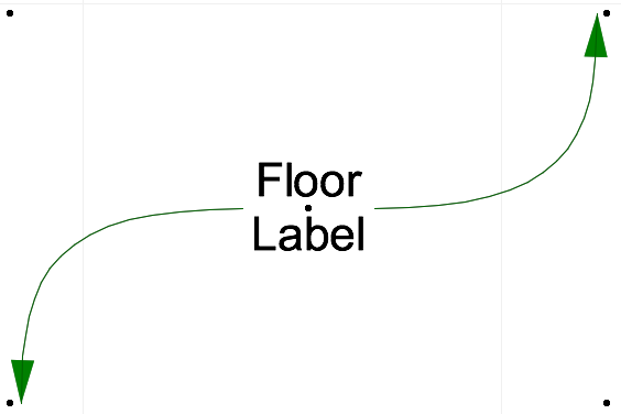 Special objects new floor label for Floor labels