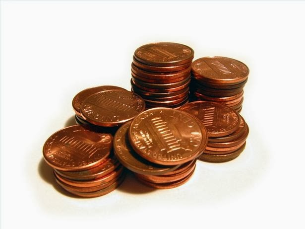 Investment in Pennies 2014-15