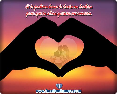 Imágenes románticas con frases de amor - Imagenes de Amor Facebook