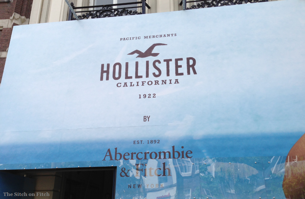The Sitch on Fitch: Comin' Up! Hollister Co. Utrecht ...