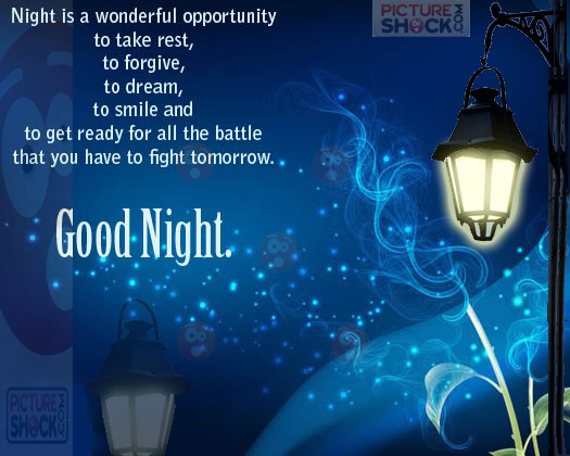New Good Night 3D Good Night Quotes wallpapers images