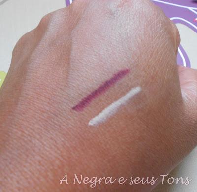 Lápis para os olhos Impala cor bege