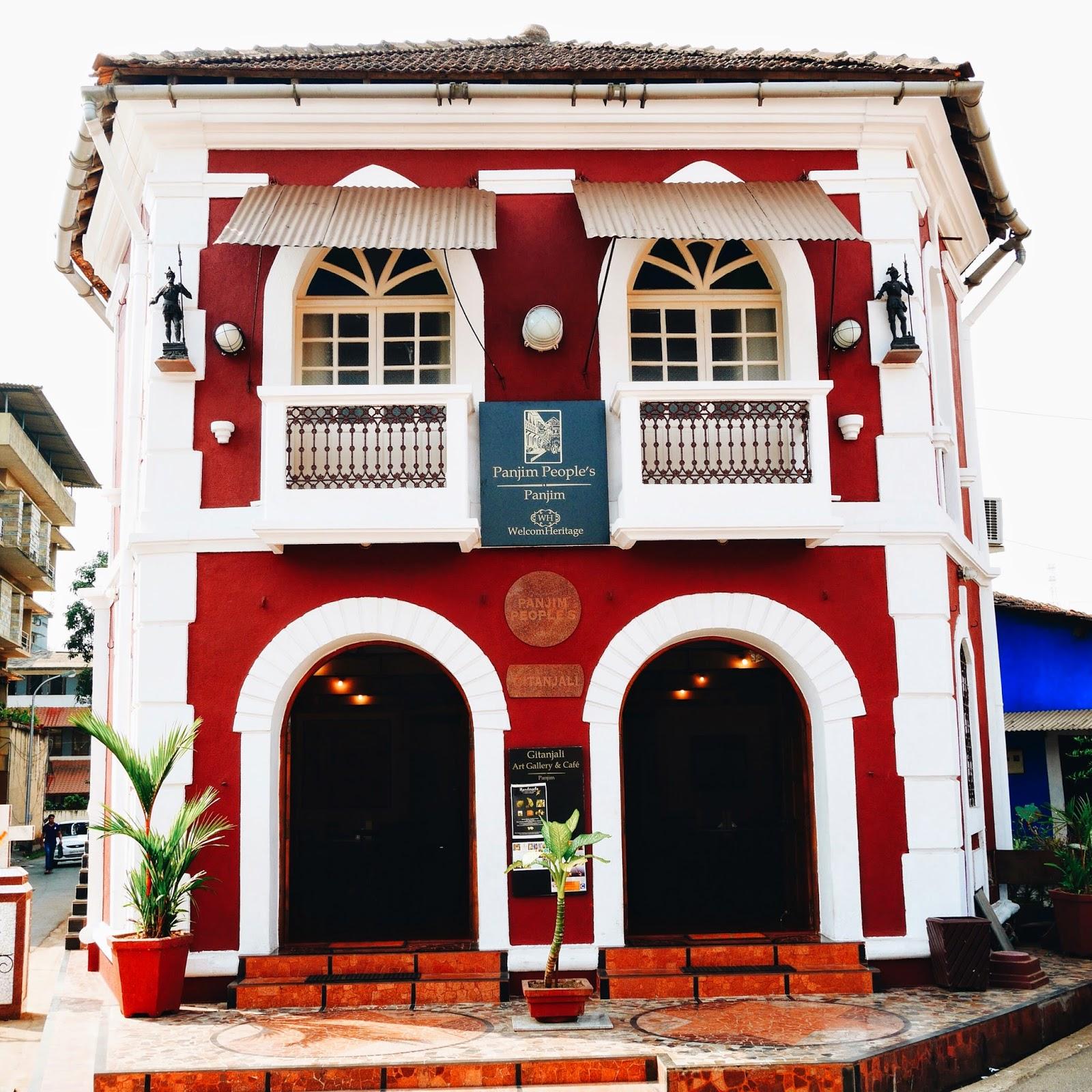 The Panjim Inn