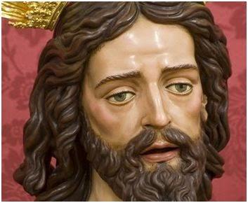 Jesús de la Santa Cena - Puente Genil