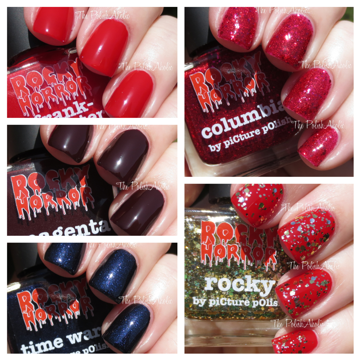 The PolishAholic: piCture pOlish Rocky Horror Picture Show ...