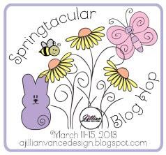 A Jillian Vance Design Blog Hop
