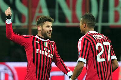 AC Milan 2 - 0 AC Siena (2)