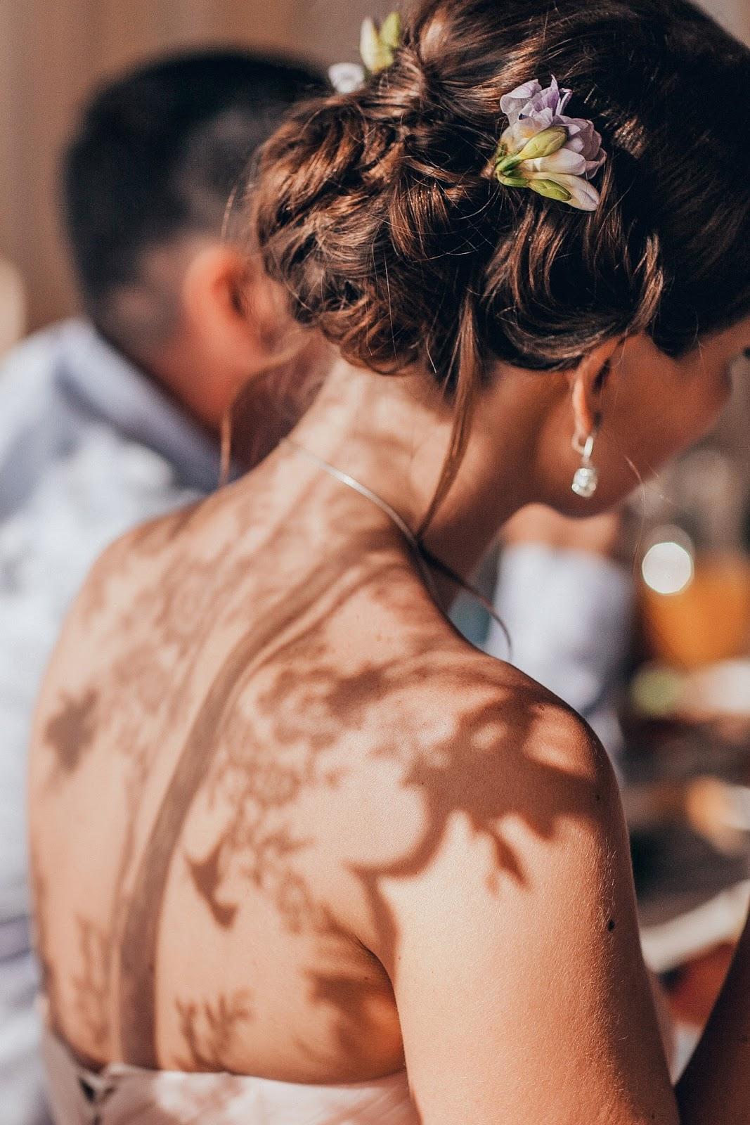 нежность невесты