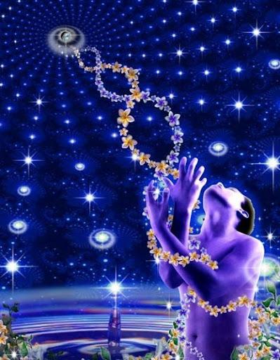 ADN cuántico y magnético.