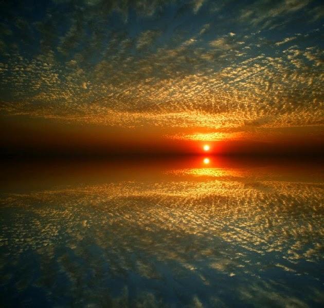 Hình ảnh thiên nhiên mặt trời mọc