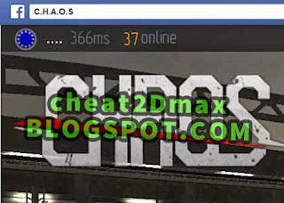 C.H.A.O.S Cheats, chaos, facebook, SIlver Hack